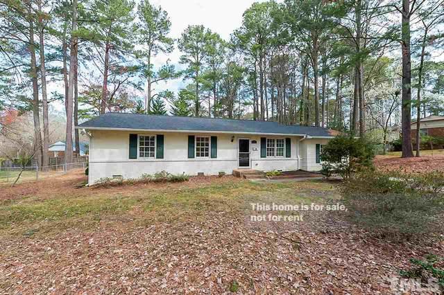 510 Forest Ridge Road, Garner, NC 27529 (#2373671) :: Choice Residential Real Estate