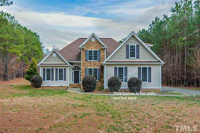 45 Ardmore Court, Youngsville, NC 27596 (#2373672) :: Saye Triangle Realty