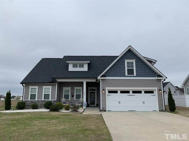 4004 Heritage Drive, Wilson, NC 27893 (#2373678) :: Triangle Just Listed