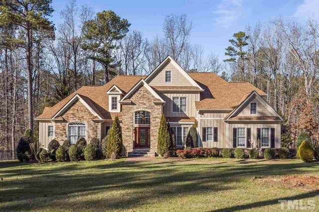 1112 Blykeford Lane, Wake Forest, NC 27587 (#2373686) :: Steve Gunter Team