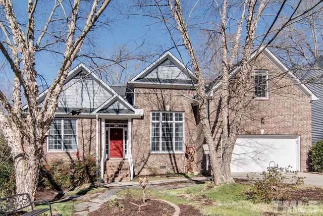 4610 Carlton Crossing Drive, Durham, NC 27713 (#2373692) :: Choice Residential Real Estate