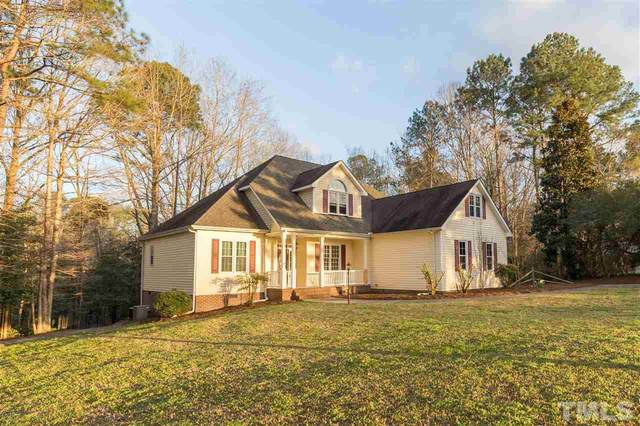 136 Old Mill Drive, Angier, NC 27501 (#2373720) :: Steve Gunter Team