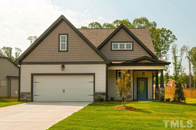 40 Innisfree Court, Youngsville, NC 27596 (#2373728) :: M&J Realty Group