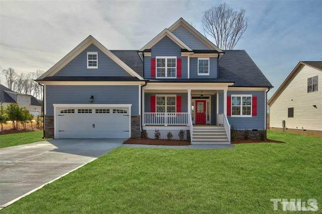45 Innisfree Court, Youngsville, NC 27596 (#2373732) :: M&J Realty Group
