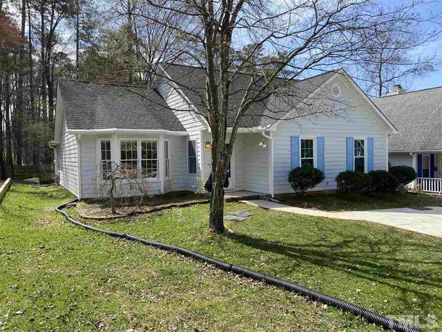 110 Buena Vista Drive, Cary, NC 27513 (#2373735) :: Choice Residential Real Estate