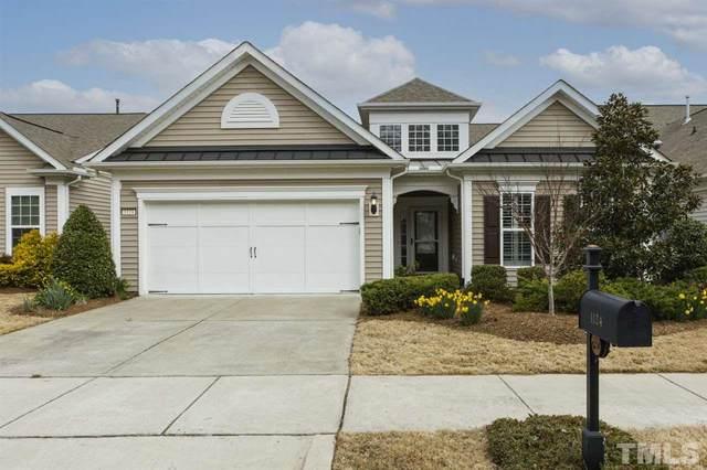 1124 Marsalis Way, Cary, NC 27519 (#2373762) :: RE/MAX Real Estate Service