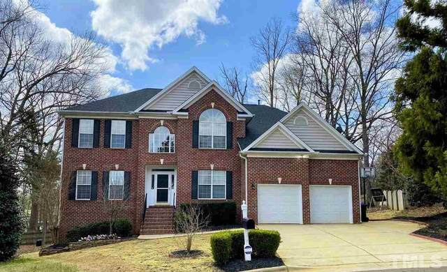 105 Black Tie Lane, Chapel Hill, NC 27514 (MLS #2373778) :: On Point Realty