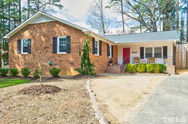 3602 Barcelona Avenue, Durham, NC 27707 (#2373780) :: Choice Residential Real Estate