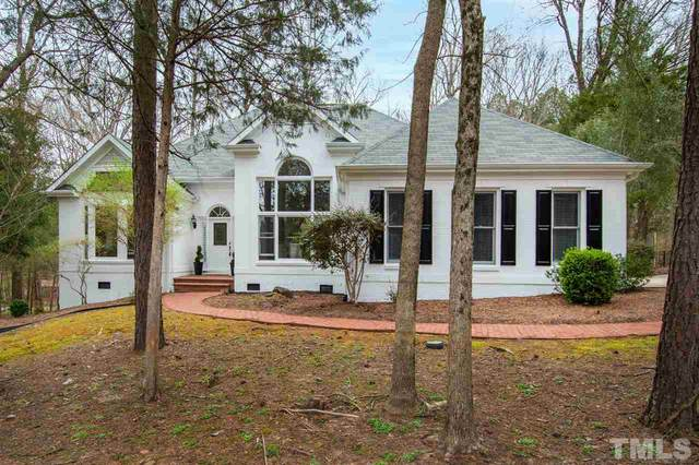 131 Nottingham Drive, Chapel Hill, NC 27517 (#2373833) :: Choice Residential Real Estate