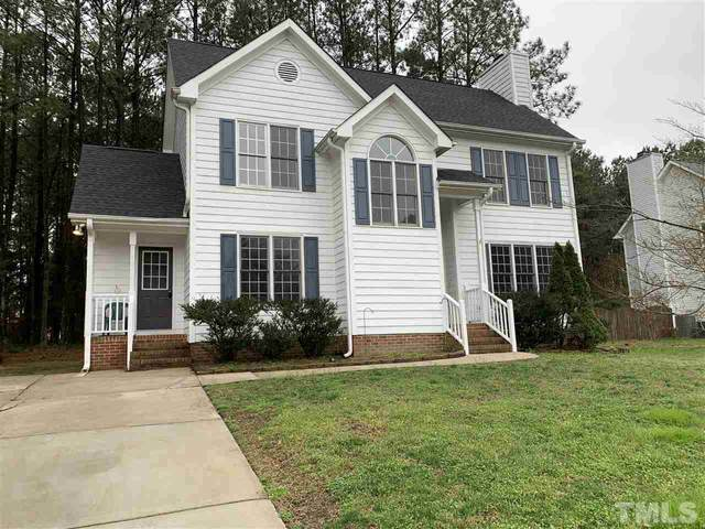 4100 Mangrove Drive, Raleigh, NC 27616 (#2373840) :: The Rodney Carroll Team with Hometowne Realty