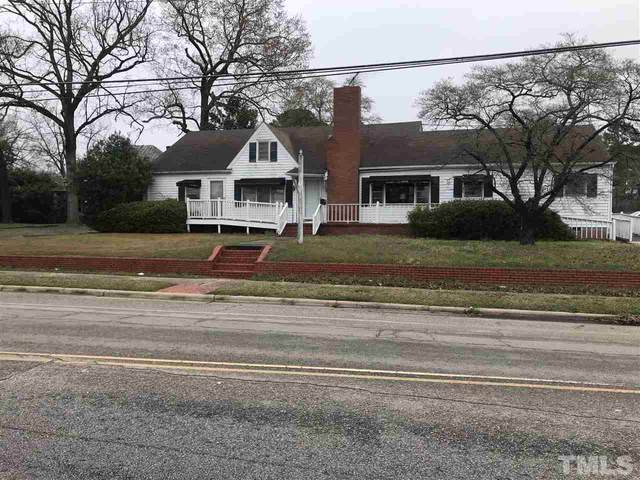 1004 W Broad Street, Dunn, NC 28334 (MLS #2373845) :: The Oceanaire Realty