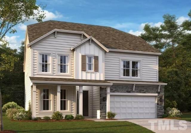 4408 Benton Mill Drive Lot 93, Fuquay Varina, NC 27526 (#2373870) :: The Jim Allen Group