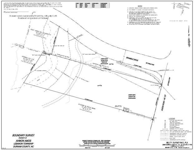 1201 Bramble Drive, Durham, NC 27712 (#2373896) :: Southern Realty Group