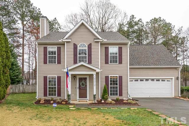 9312 Copernicus Court, Raleigh, NC 27617 (#2373975) :: The Jim Allen Group