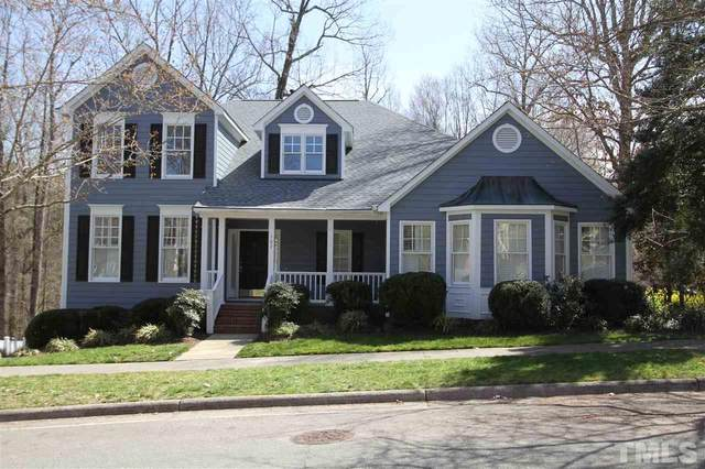 107 Parkside Circle, Chapel Hill, NC 27516 (#2374088) :: Southern Realty Group