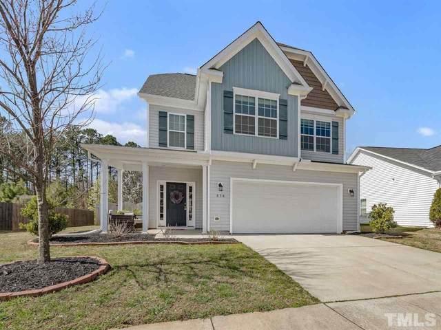 858 Bridlemine Drive, Fuquay Varina, NC 27526 (#2374112) :: Choice Residential Real Estate