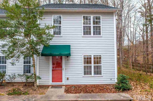 13 Mandy Court, Durham, NC 27707 (MLS #2374174) :: On Point Realty