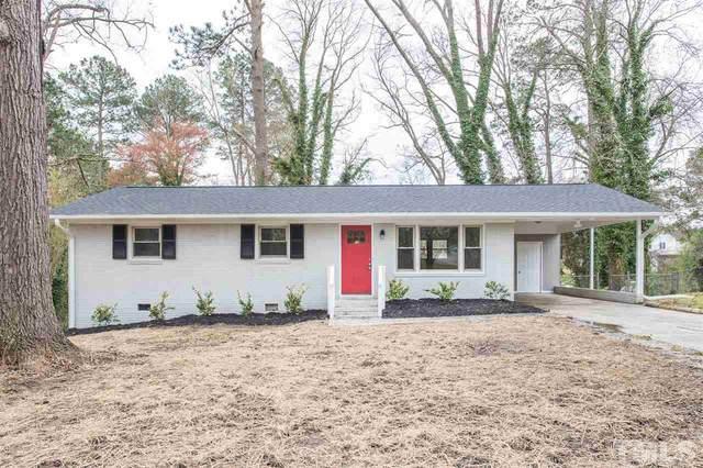 906 Vernon Street, Garner, NC 27529 (#2374234) :: Dogwood Properties