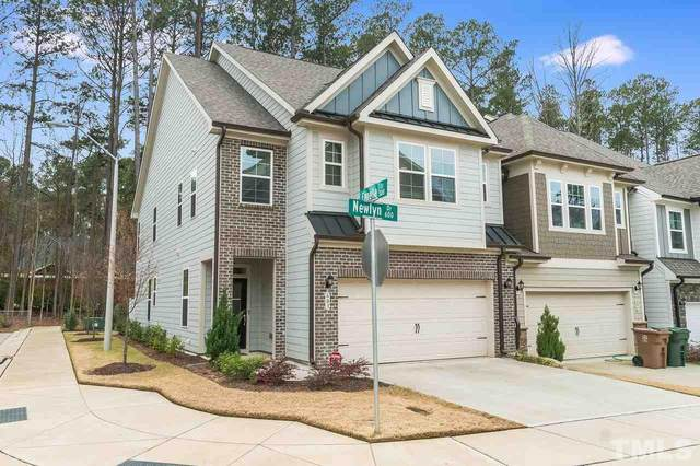 603 Newlyn Drive, Raleigh, NC 27606 (#2374240) :: Choice Residential Real Estate