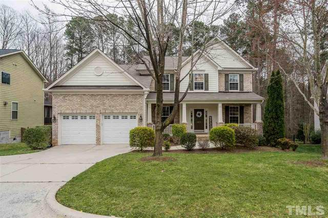 4013 Red Grape Drive, Raleigh, NC 27607 (#2374244) :: Choice Residential Real Estate