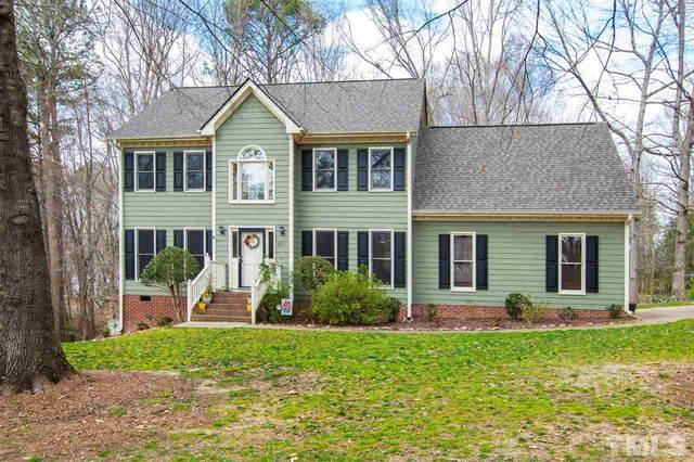 801 Tamaras Circle, Wake Forest, NC 27587 (#2374264) :: Choice Residential Real Estate