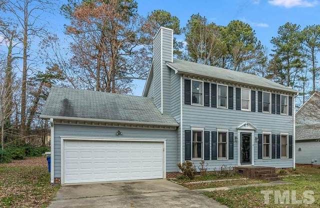 6400 Cape Charles Drive, Raleigh, NC 27617 (MLS #2374278) :: The Oceanaire Realty