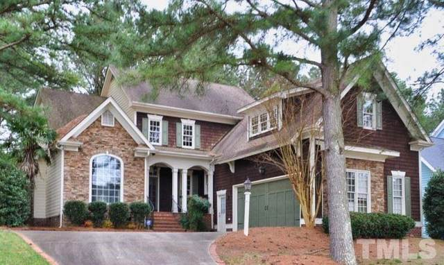 1404 Brewer Jackson Court, Wake Forest, NC 27587 (#2374320) :: Marti Hampton Team brokered by eXp Realty