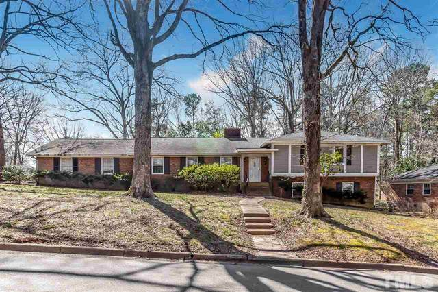 4301 Driftwood Drive, Raleigh, NC 27606 (#2374348) :: Bright Ideas Realty