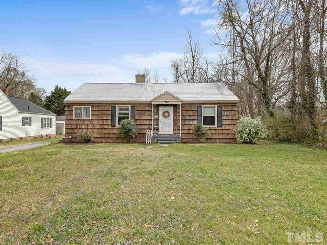 210 E Elk Street, Siler City, NC 27344 (MLS #2374361) :: The Oceanaire Realty