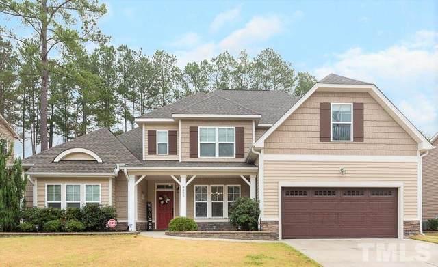 8605 Malahar Lane, Angier, NC 27501 (#2374373) :: Choice Residential Real Estate