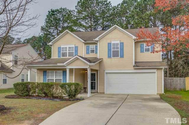 119 Gatewood Ridge Court, Garner, NC 27529 (#2374399) :: Southern Realty Group