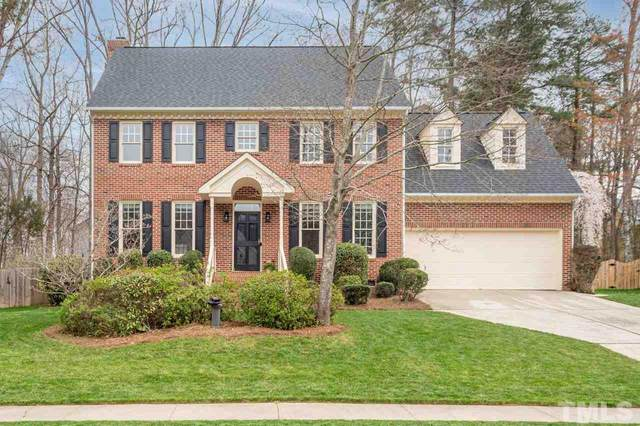 105 Cobble Ridge Drive, Chapel Hill, NC 27516 (#2374403) :: Triangle Just Listed