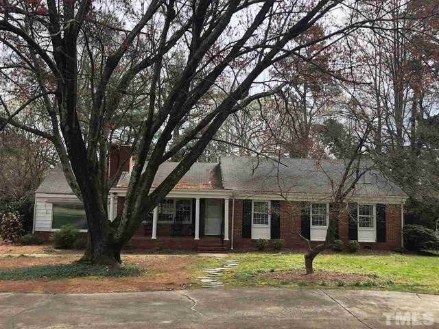 2116 Ridge Road, Raleigh, NC 27607 (#2374412) :: The Perry Group