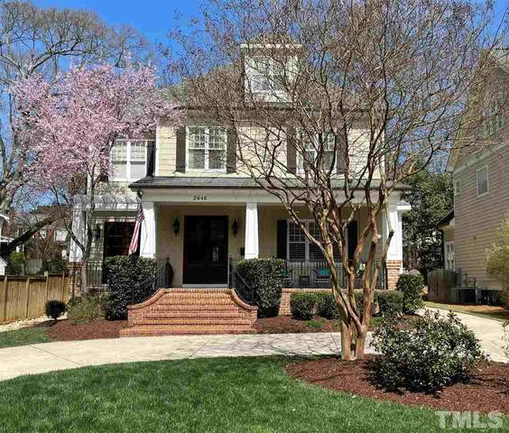 2646 Davis Street, Raleigh, NC 27608 (#2374424) :: Choice Residential Real Estate