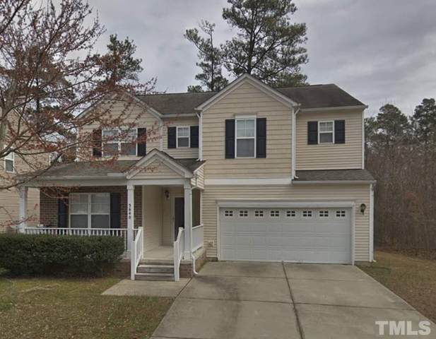 3640 Charleston Park Drive, Raleigh, NC 27604 (#2374437) :: Southern Realty Group
