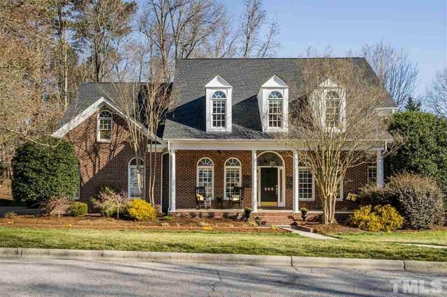 205 Burgwin Wright Way, Cary, NC 27519 (#2374442) :: Masha Halpern Boutique Real Estate Group
