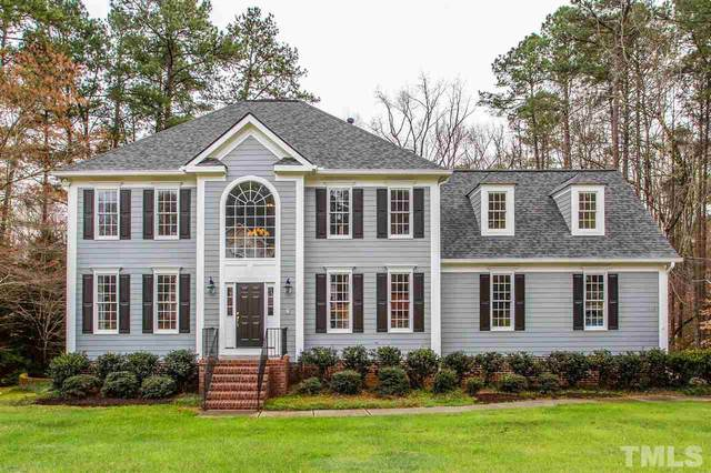 1028 Stonewyck Lane, Wake Forest, NC 27587 (#2374452) :: Choice Residential Real Estate