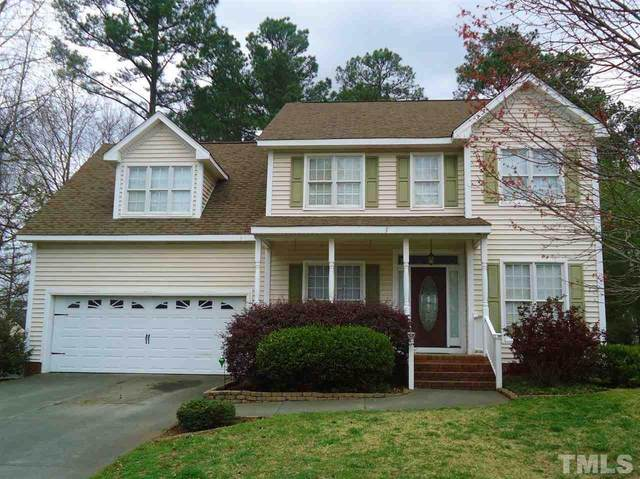 328 Stone Monument Drive, Wake Forest, NC 27587 (#2374505) :: The Jim Allen Group