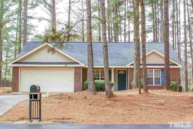 3219 Argyll Drive, Sanford, NC 27332 (#2374509) :: Southern Realty Group