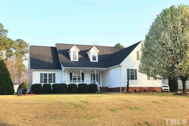 129 Leach Drive, Garner, NC 27529 (#2374561) :: Triangle Top Choice Realty, LLC