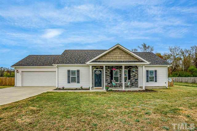 109 Kenison Way, Goldsboro, NC 27863 (#2374563) :: Southern Realty Group