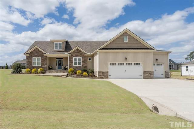 143 Tupelo Trail, Four Oaks, NC 27524 (#2374608) :: Classic Carolina Realty