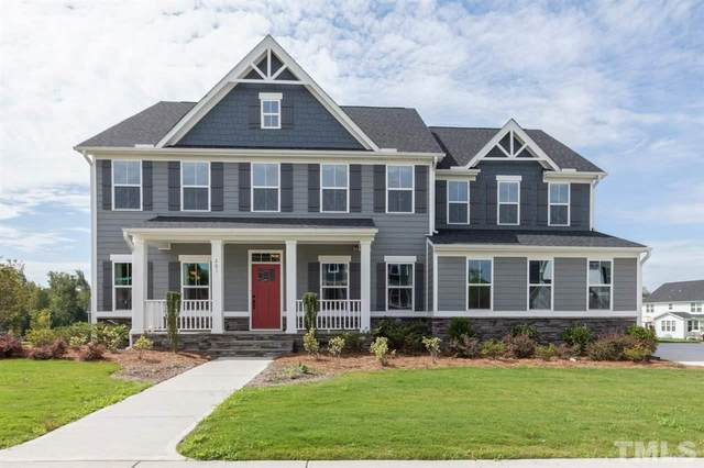 201 Ashland Hill Drive, Holly Springs, NC 27540 (#2374622) :: Choice Residential Real Estate