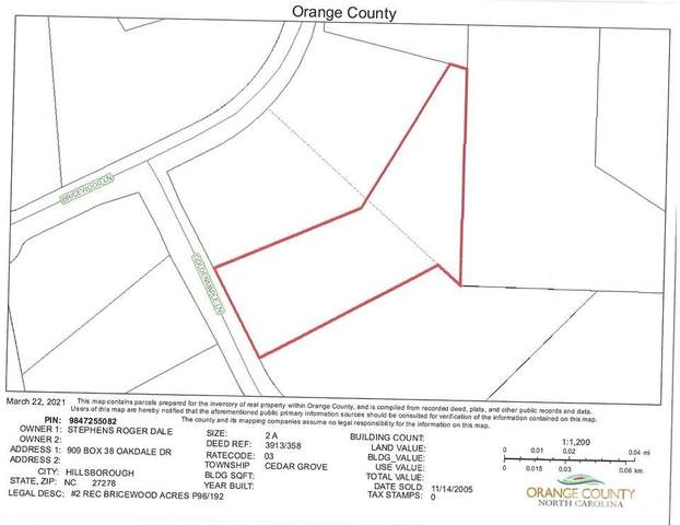 Golden Maple Lane, Cedar Grove, NC 27231 (#2374653) :: Choice Residential Real Estate