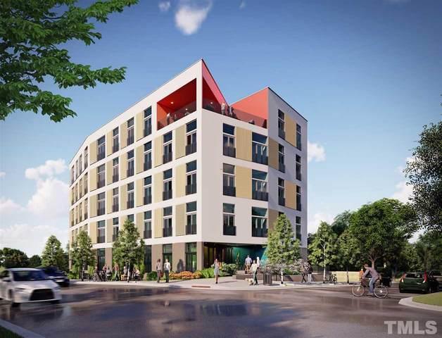 600 S Duke Street #58, Durham, NC 27701 (#2374656) :: Real Estate By Design