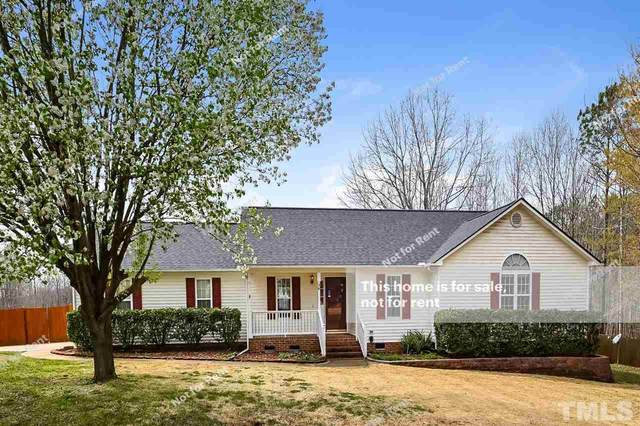 26 Mcnichol Court, Clayton, NC 27520 (#2374679) :: Triangle Just Listed