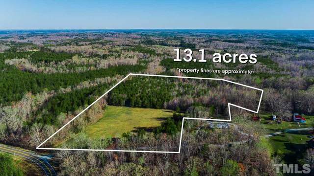 13 acres Martin Hills Lane, Roxboro, NC 27574 (#2374684) :: The Perry Group