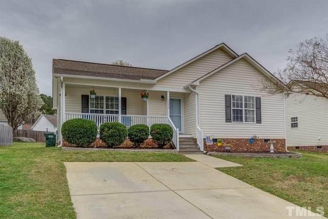 1256 Grovewood Drive, Clayton, NC 27520 (#2374689) :: Triangle Top Choice Realty, LLC