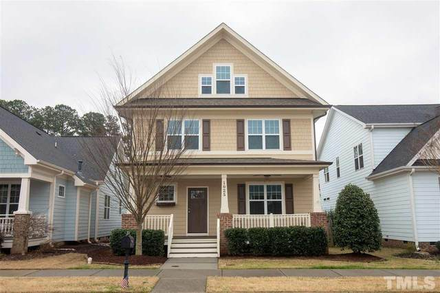 1025 Tender Drive, Apex, NC 27502 (#2374734) :: The Rodney Carroll Team with Hometowne Realty