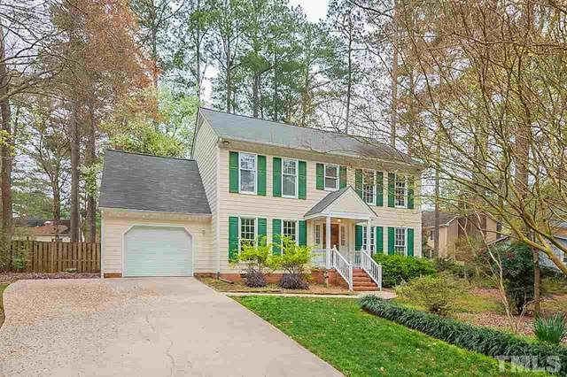 7708 Bluffridge Drive, Raleigh, NC 27615 (#2374744) :: Saye Triangle Realty